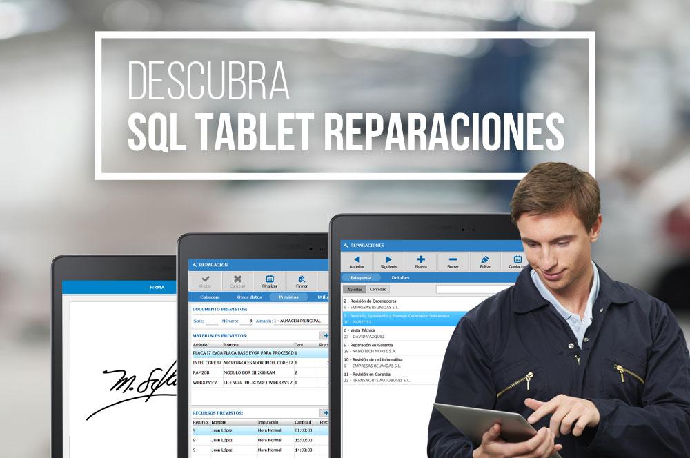 SQL-Tablet-Reparaciones