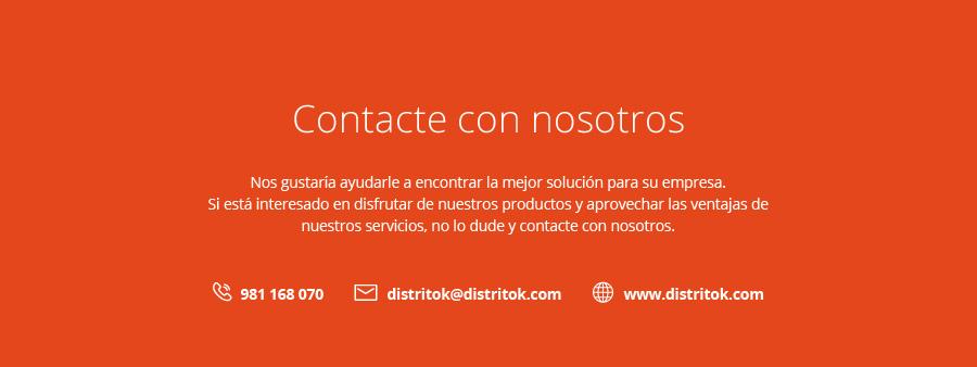 Distrito K Contacto